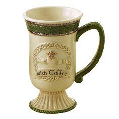 Grasslands Road™ Celebrating Heritage Irish Coffee Mug – Traditional