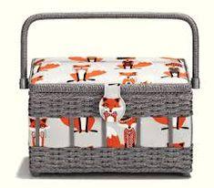 Image result for sewing basket
