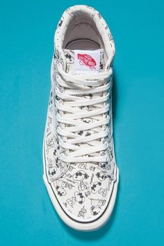 Vault by Vans x Peanuts - Cute high-tops from Opening Ceremony I can actually afford...if they weren't sold out.