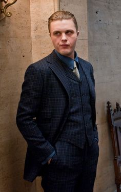 Jimmy Darmody... (Michael Pitt)  Boardwalk Empire Daww he grew up!