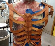 Leather Skeleton Armor