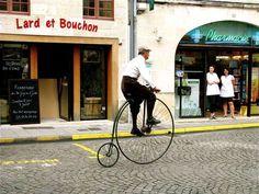 Emilion & Bordeaux Vineyards in France Bordeaux Vineyards, Penny Farthing, St Emilion, Lard, Wine Country, Bicycle, France, Google Search, Bike