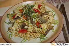 Fusilli, Pasta Salad, Spaghetti, Cooking, Ethnic Recipes, Food, Crab Pasta Salad, Kitchen, Essen