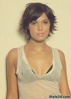 Prime Very Short Hairstyles Celebrity Celebrity Hairstyles Pinterest Short Hairstyles Gunalazisus