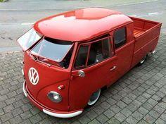 Volkswagen duble Kabin