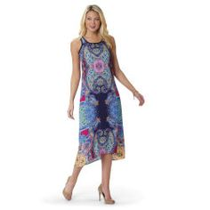 509dcde90d Moroccan-Print Dress - Women s Clothing   Symbolic Jewelry – Sexy