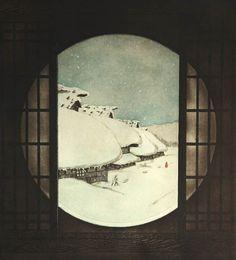 NORIKANE,Hiroto[Shoji 13 – Snow scene]