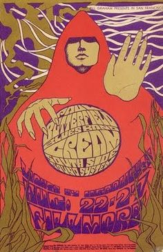 Inspire Bohemia: Psychedelic Rock Concert Posters