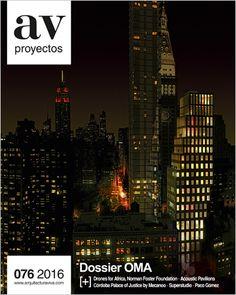 AV Proyectos. Nº 76 (2016). Sumario: http://www.arquitecturaviva.com/es/Shop/Issue/Details/430.  No catálogo: http://kmelot.biblioteca.udc.es/record=b1318448~S1*gag
