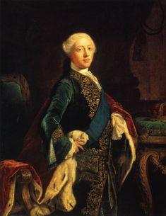 George III, 1759 - Joshua Reynolds