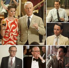 Fifteen Noteworthy Looks from This Season of Mad Men