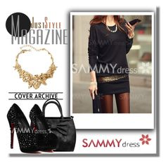 """Sammydress 3"" by azra-90 ❤ liked on Polyvore featuring Oscar de la Renta, women's clothing, women's fashion, women, female, woman, misses and juniors"
