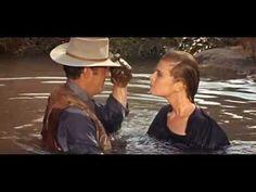 Texas Across The River - Dean Martin - 2 funny sexy scenes