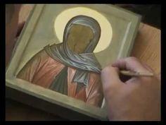 Икона: от молитвы до образа - YouTube Religious Icons, Religious Art, Painting Videos, Painting Techniques, Byzantine Art, Orthodox Icons, Diy And Crafts, Youtube, Friends