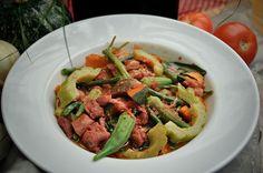 Filipino Food Pinakbet