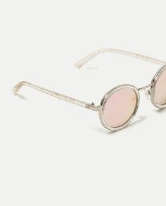 Image 2 of GLITTER SUNGLASSES from Zara
