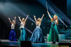 """CELTIC WOMAN Releases New Video of """"Danny Boy"""" for St. Patrick's Day; Group Performs at Aronoff 4/20"""
