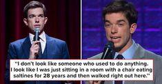 23 Jokes That Prove John Mulaney Can Make Literally Anyone Laugh