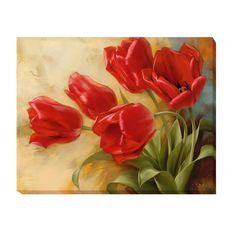 <li>Artist: Igor Levashov</li><li>Title: Garden in Holland II</li><li>Product Type: Canvas Art</li>