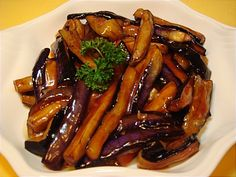 RED WINE BRAISED EGGPLANT - Google Search