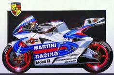 Porsche Moto GP bike