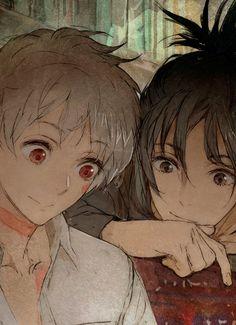 No. 6   Nezumi and Shion