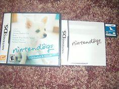Nintendogs: Chihuahua & Friends (Nintendo DS) Lite Dsi xl 2ds 3ds