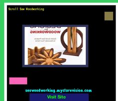 Scroll Saw Woodworking 205301 - Woodworking Plans and Projects!