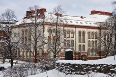 Scandinavian Countries, Old Buildings, Capital City, Helsinki, Cool Pictures, Mansions, Country, Architecture, House Styles