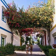 Gran Canaria looks so pretty!