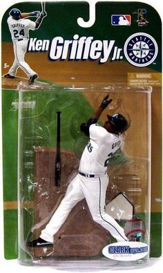 72bdeaf5a8 McFarlane Toys MLB Seattle Mariners Sports Picks Exclusive Ken Griffey Jr.  Exclusive Action Figure