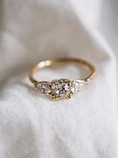 Your engagement ring is a symbol of love. A beautiful thing whether a piece of string or a big old fancy piece of bling. Ethically sourced stones are becoming more and more popular these days and the options are really endless.