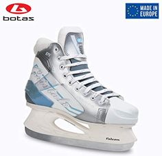6ebdd639d2f BOTAS Women s Ice Skates - CRISTALO 171 LADY WHITE - TST Special purpose  construction of toe cap from tough plastic to guarantees the maximum  protection of ...