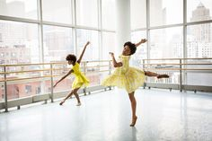 The Dancers of Alvin Ailey Take on Spring's Best Dresses - Page 10