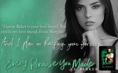 Every Promise You Made: A Second Chance Romance (Redeeming Love Book Your Best Friend, Best Friends, Redeeming Love, Forever Yours, Love Book, Romance, Kindle, Books, Movie Posters