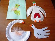 napi kreatív: Márton napi libák Pre School, Preschool Activities, Lesson Plans, Plastic Cutting Board, Lanterns, Kindergarten, Halloween, Nap, Crafts