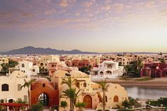 El Gouna, Egypt... Optimum relaxation