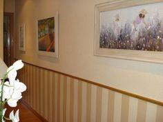 como pintar pasillo largo estrecho clever