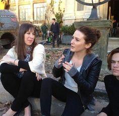 fallen / Addison Timlin (Luce Price) and Lauren Kate