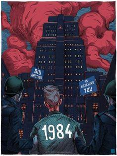 George Orwell estava certo – Revista TRENDR