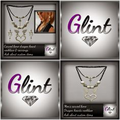 THIRD LIFE [ Frees, Gifts & Hunts in SL ]: GLINT - MALE & FEMALE GIFTS