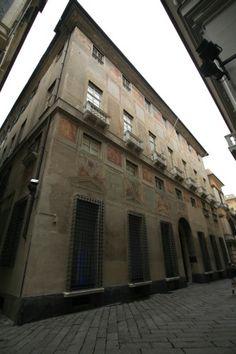 Via Garibaldi 5 - Angelo Giovanni Spinola