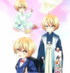 Love Stage anime Izumi