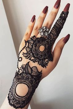 Mehndi Design Offline is an app which will give you more than 300 mehndi designs. - Mehndi Designs and Styles - Hand Henna Designs Henna Hand Designs, Mehandi Designs, Best Arabic Mehndi Designs, Mehndi Designs Finger, Full Hand Mehndi Designs, Mehndi Design Pictures, Mehndi Designs For Girls, Wedding Mehndi Designs, Mehndi Designs For Fingers
