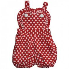 Rock your baby play suit