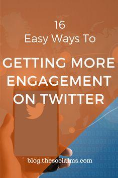 Twitter For Business, Social Business, Twitter Tips, Twitter Twitter, Online Marketing, Social Media Marketing, Marketing Case Study, About Twitter, Marketing Tactics