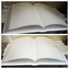 Открытая книга, для оформления мероприятия к Дню учителя. #школа #книга #открытаякнига #изготовлениедекорации #изготовлениедекораций #декорацииназаказ #декоризпенопласта #декор #изпенопласта #резкапенопласта #пенопласт #пенопластсамара #из_пенопласта #вашабуква63 #вашабуквасамара #оформлениевитрин #оформление
