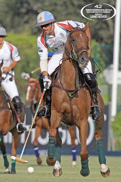 Cambiaso, Dubai Polo Team. 42 Torneo internacional Land Rover de Polo…