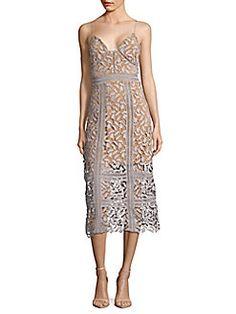 FEW MODA - Fairy Midi Dress