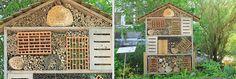 Atelier - construire un hôtel ou un nichoir à insectes avec Wesco Family